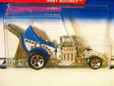 2000 HOT WHEELS - BABY BOOMER - 1/64 - CHINA BASE