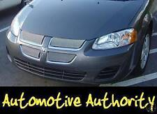 CHROME MESH GRILLE GRILL KIT For DODGE STRATUS 04 05 06 07 2004 2005 2006 2007