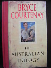 The Australian Trilogy by Bryce Courtenay Hardcover Potato Factory Tommo & Hawk