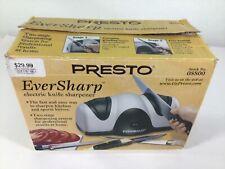 Presto 08800 Pro Eversharp Electric Knife Sharpener