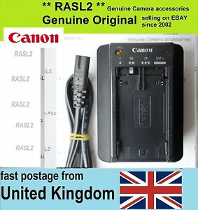 Genuine Canon CA-920 Charger for BP-900 Series XF-305 XF-300 G2000 G45Hi G30