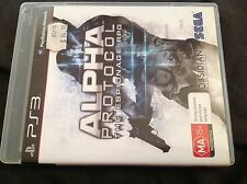 Alpha Protocol For The Playstation 3