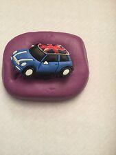 BMW Mini Coche Silicona Molde (Chicos. Magdalena. Molde Topper. Cumpleaños. Cooper)