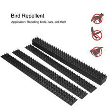 10Pcs Fence Wall Spikes Anti Climb Security Spike Bird / Cat Repellent Deterrent