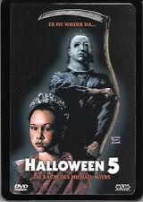 Halloween 5 , The Revenge of Michael Myers , 3D-Holocover Metalpak , uncut , NEW