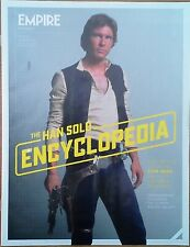 Empire Magazine The Han Solo Encyclopedia (Star Wars) 48 Page Supplement