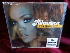 Rihanna ‎– Pon De Replay~import CD single Germany~Def Jam Records ‎0602498847015