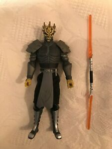 Star Wars Savage Opress Armoured Action Figure Darth Maul Returns Hasbro 2012