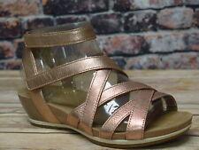 Dansko Veruca Nappa Rose Gold Leather Sandal  *1526-811200