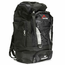 80L Backpack Gear Bag Backpack Luggage Bag For Camping Travel Outdoor Waterproof