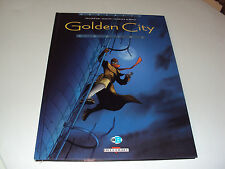 Golden City T.4 ; Goldy - Daniel Pequeur ; Nicolas Malfin (EO 03/2002)