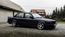 BMW E30 SPOILER / WING (drag wing, not ducktail, drift) BY MUSK CUSTOMS