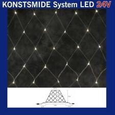 LED Lichternetz 3x2x0,7m 208er warmweiß Konstsmide 24V 4623-103