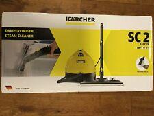 New listing Kärcher Sc2 1500W EasyFix Steam Cleaner - Yellow