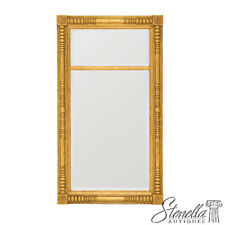 40057: LABRAGE Model LM-2556 Federal 2 Panel Gold Mirror ~ NEW