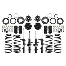 Air Spring to Coil Spring Conversion Kit Front Rear Unity fits 88-94 Continental