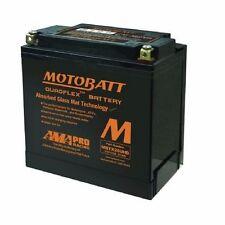 Motobatt MBTX20UHD 12v 21Ah Battery  HD AGM65989-97C GYZ20L YTX20H-BS YTX20L-BS