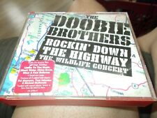 Rockin' Down the Highway: The Wildlife Concert by The Doobie Brothers (CD, Jul-1