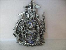 JJ Jewelry Mystical Castle Pin/Brooch