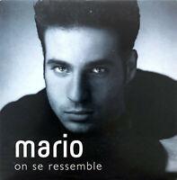 Mario CD Single On Se Ressemble - France (EX/EX)