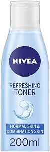 Nivea Daily Essentials Refreshing Toner 200ml [FREE SHIPPING]