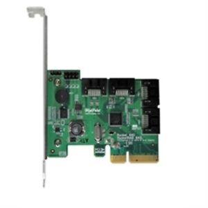 HighPoint ROCKETRAID 640L Controller Card 4Port Intel SATA 6Gb/s PCI Express x4