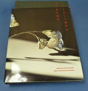 Rene Lalique Katalog 1991-1992 - Musée des Arts décoratifs im Schuber - #16965