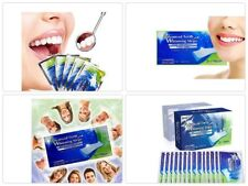 28 Professional Advanced Teeth Whitening Hypoallergenic Tooth Bleaching Strips