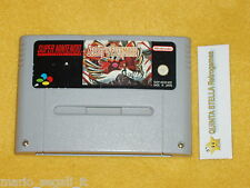 SECRET OF EVERMORE Super Nintendo PAL DE VERSION  SNES  cart only GERMAN VERSION