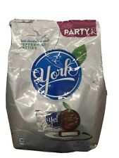 York Dark Chocolate Covered Pepperment Patties 35.2oz Party Size Bag