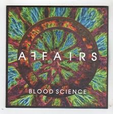 (FZ150) Affairs, Blood Science - 2014 DJ CD