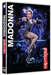Madonna: Rebel Heart Tour [New DVD] NTSC Region 0, UK - Import