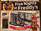 McFarlane Five Nights at Freddy\'s Parts And Service FNAF Construction In Hand!