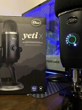 Blue Microphones - Blue Yeti X Professional Condenser Usb Microphone streaming