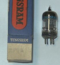 EF95 electronic tube (equivalent  6AK5 = 6069 = 6F32V = 6F32 = PM05)  Tungsram