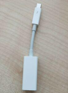 EMC2590 Original Apple Thunderbolt to Gigabit Ethernet Network Adapter A1433