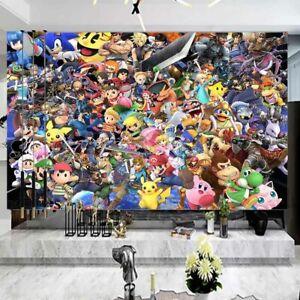 Glass Balloon Worry 3D Full Wall Mural Photo Wallpaper Printing Home Kids Decor