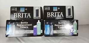 2 Brita Bottle Replacement Filters BB06 For Hard Sided Sport Bottles 4 total