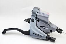 Shimano Claris ST-R240/R240 Road Flat Bar Shift/Brake 2x8 Spd Dual Control Lever