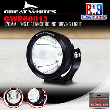 Great Whites GWR60013 170mm Long Distance Round Driving Light