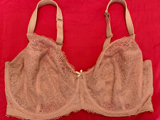 Cacique Pink Lace Unlined Bra 40G