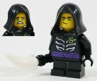 NEW LEGO NINJAGO YOUNG LLOYD GARMADON MINIFIGURE LEGACY 71705 - GENUINE