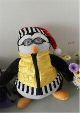 """Cute TV Series Friends Joey's Friend HUGSY Plush PENGUIN Rachel Stuffed Doll 18"""""""