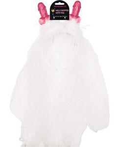 Pecker Party Veil Headband Bachelorette Party Bridal Party