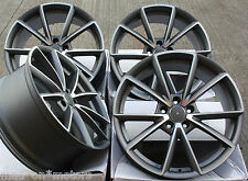"18"" C 4 GMF ALLOY WHEELS FITS AUDI A4 ALL MODELS"
