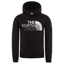 4a1d123ccd8d The North Face Children s Youth Boys Drew Peak Hoodie Black Size S