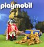 playmobil ® pirates ★ Piraten-König ★ mit umfangreichem Goldschatz & Schatzkiste