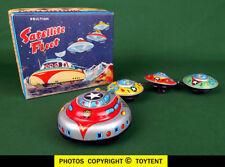 friction TPS Satellite Fleet space ship parade + original box T.P.S. SEE MOVIE