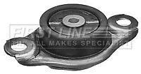 Engine Mount fits FIAT PANDA 169 1.4 Rear 2006 on 169A3.000 Mounting Firstline