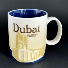 Starbucks Coffee Global Icon City Collector Series Dubai Mug Cup 16 oz